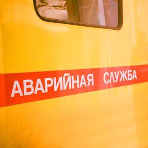 Аварийные службы Возжаевки