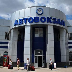 Автовокзалы Возжаевки
