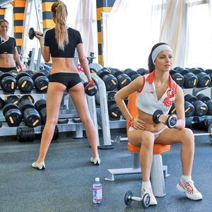 Фитнес-клубы Возжаевки