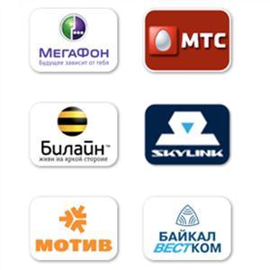 Операторы сотовой связи Возжаевки