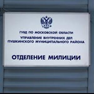 Отделения полиции Возжаевки