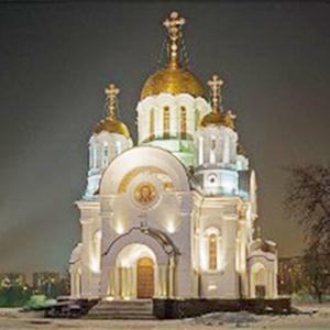 Религиозные учреждения Возжаевки