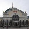 Железнодорожные вокзалы в Возжаевке