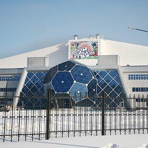 Спортивные комплексы Возжаевки