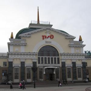 Железнодорожные вокзалы Возжаевки