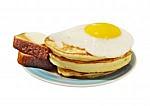 Багульник - иконка «завтрак» в Возжаевке